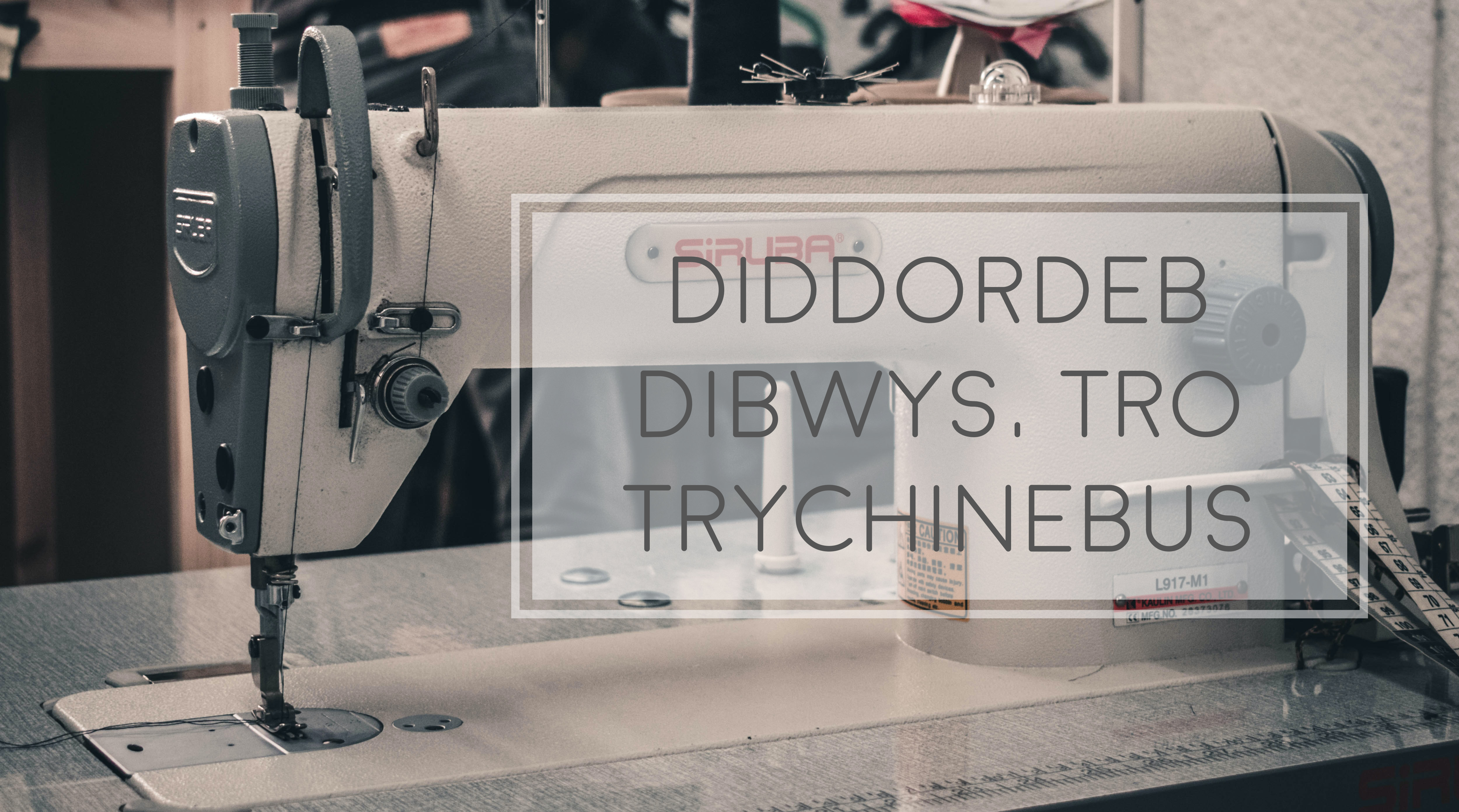 Diddordeb Dibwys, Tro Trychinebus 170420